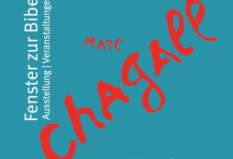 Fenster zurt Bibel Marc Chagall